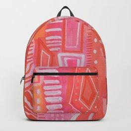 What Happy Feels Like Backpack