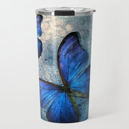 butterfly Travel Mug