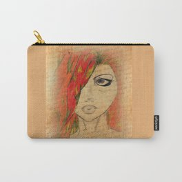 Red's Love Letter Carry-All Pouch