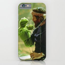 The Rainbow Connection iPhone Case