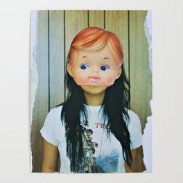 Kewpie Girl Poster