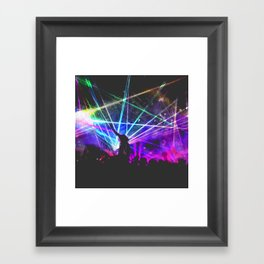 Wake Me up Framed Art Print