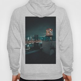 The Water Tower New York City (Color) Hoody
