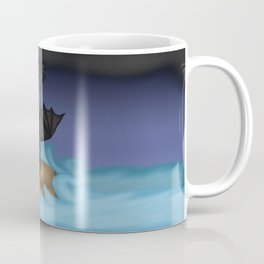 Fury of the storm Coffee Mug