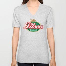 Cerveza Pilsen Callao Unisex V-Neck
