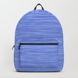 Soft Blue Heather - AetherierPrint Backpack