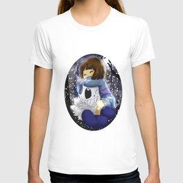 Frisk and Sans T-shirt