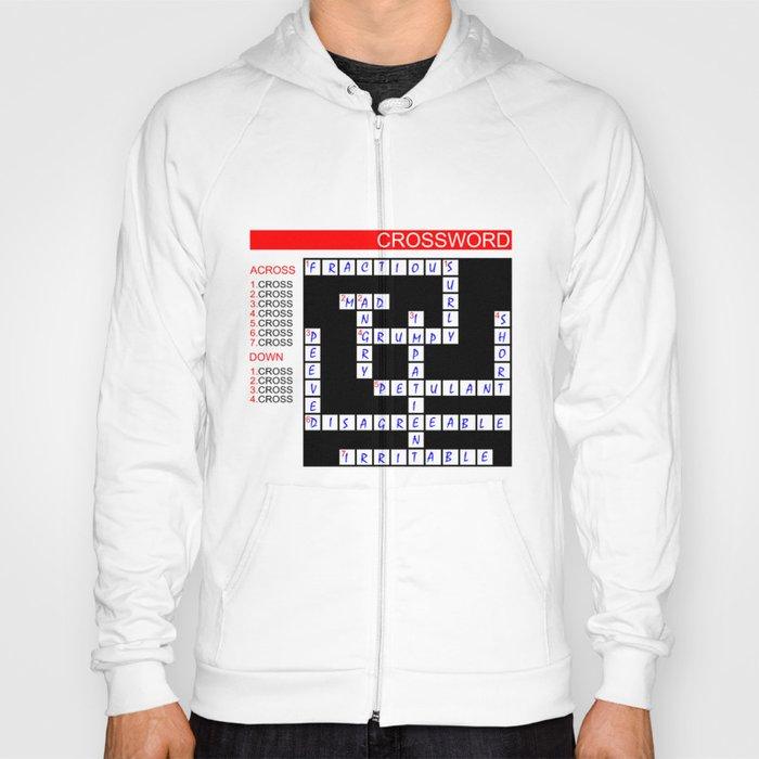 Crossword Hoody