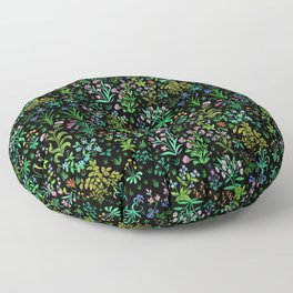 Medieval Spring Floor Pillow