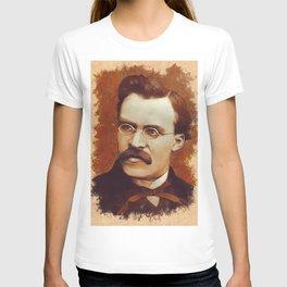 Friedrich Nietzsche, Philosopher T-shirt