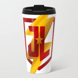 Speed Man Travel Mug