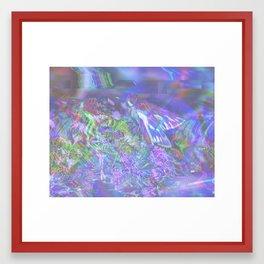 Patulous (collaboration w/ Alea Bushardt) Framed Art Print
