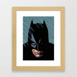 Knight Time Framed Art Print