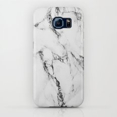 Marble #texture Slim Case Galaxy S6