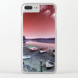 Fal Experimental Clear iPhone Case