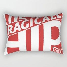 the tragically hip album 2020 nikn8 Rectangular Pillow