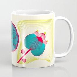 Five flowers Coffee Mug
