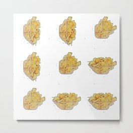 Crisp bowl bywhacky Metal Print