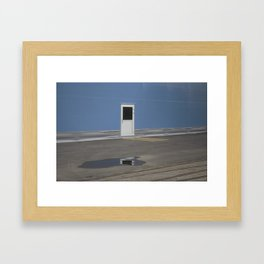 Egress Framed Art Print