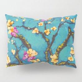 cherry blossom tree Pillow Sham