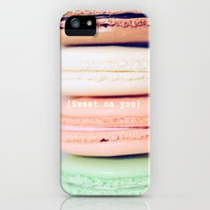 {Sweet on you} iPhone (5, 5s) Slim Case