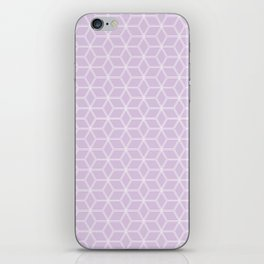 Hive Mind Light Purple #216 iPhone Skin