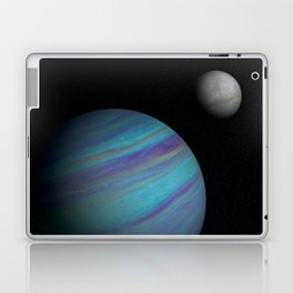 Kepler 421b, An Ice Giant Laptop & iPad Skin