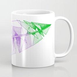 Feather II Coffee Mug