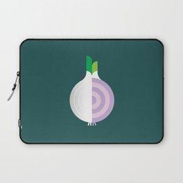 Vegetable: Onion Laptop Sleeve