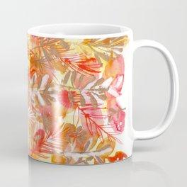 Leaves Texture 01 Coffee Mug