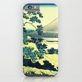 Crossing at Kina iPhone Case