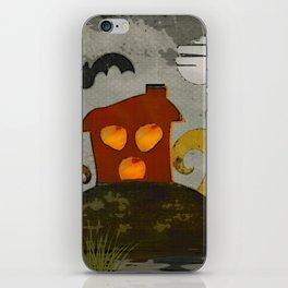 The Spookz Whimsical Folk Art iPhone Skin