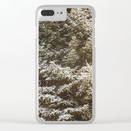 This Winter Clear iPhone Case