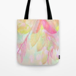 Autumn Fantasy Abstract Tote Bag