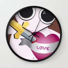 Ho preso uno Sbarabaus Wall Clock