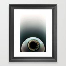 Ombra - Textless Framed Art Print