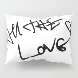 Harry Styles - All the Love Pillow Sham