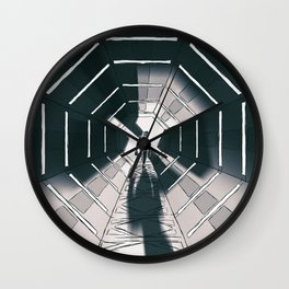2001: A Space Odyssey - 1st Wall Clock