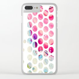 Capturing This Moment Clear iPhone Case