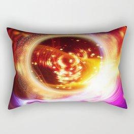 Another Dimension Rectangular Pillow