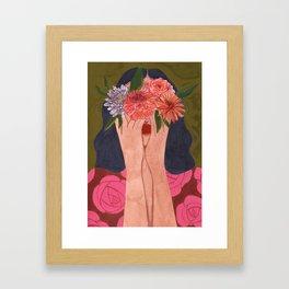 This Feeling of Mine Framed Art Print