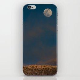 Colorado Moonrise iPhone Skin
