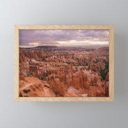 Sunset Point 6173 - Bryce_Canyon_National_Park, UT Framed Mini Art Print