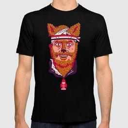 Crack Fox T-shirt