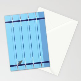 pool shark Stationery Cards