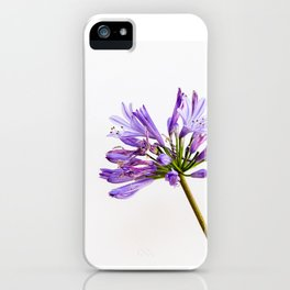Flowering Wither iPhone Case