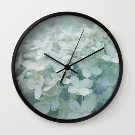 Veiled Beauty Wall Clock