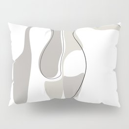 Eggshell Exhibit Pillow Sham
