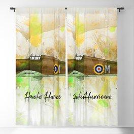Hawker Hurricane Blackout Curtain