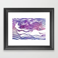 Water Nymph VI Framed Art Print